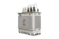 500 kVA N2气体被密封的变压器 库存图片