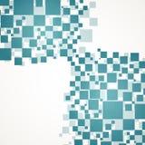 Kvadrera bakgrund Arkivfoton