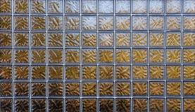 Kvadrera det Glass fönstret Royaltyfri Fotografi