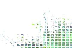 Kvadrerad bakgrund Arkivbilder
