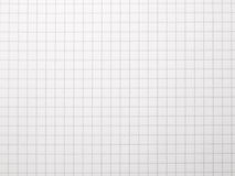 kvadrerat papper Royaltyfri Fotografi