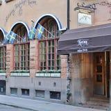 Kvarnen, Stockholm Royalty Free Stock Image