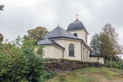 Kvarsebo church stock images