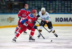 Kvartalnov Nikita (80) in action Royalty Free Stock Images