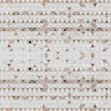 Kvarter f?r abstrakt begrepp f?r tegelplattamodellkalejdoskop textur vektor illustrationer