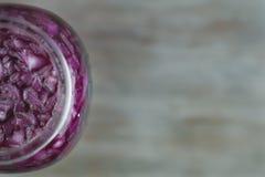 Kvas della cipolla e della barbabietola Immagine Stock