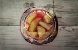 Kvas della frutta Fotografie Stock