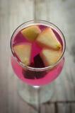 Kvas della frutta Fotografia Stock