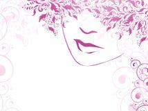 kvinna Arkivfoto