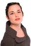 kvinna för 20-talkrullningsfinger royaltyfria bilder