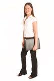 kvinna för 203 affärsgs arkivfoto
