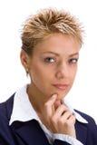 kvinna för 3 affär royaltyfri foto