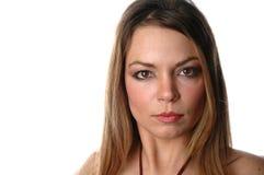 kvinna för 7 affär Fotografering för Bildbyråer