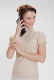 kvinna för affärskontor Royaltyfri Bild