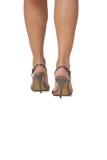 kvinna för ben s Royaltyfria Bilder
