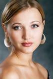 kvinna för samhälle för kundutbildningsgrupp hög royaltyfri foto