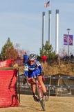kvinna för baumsteigercyclocrosskatrina pro racer Royaltyfria Bilder