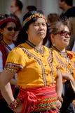 Kvinna från filippinskt Royaltyfri Foto