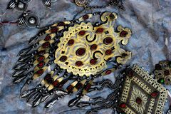 Kvinna jewelry1 Royaltyfri Bild