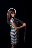 kvinnabarn arkivfoton