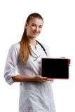Kvinnadoktor Arkivbilder