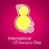 Kvinnas dag 2 Royaltyfri Foto