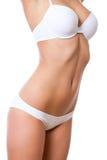 Kvinnas kropp Fotografering för Bildbyråer
