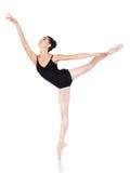 Kvinnlig balettdansör Royaltyfria Bilder