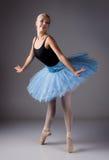 Kvinnlig balettdansör Arkivfoton