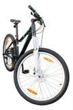 Kvinnlig cykel Royaltyfria Foton