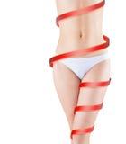 Kvinnlig kropp Arkivbilder
