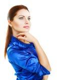 Kvinnlig modell Royaltyfri Foto