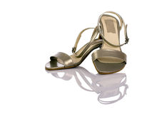 kvinnliga sandals Royaltyfri Fotografi
