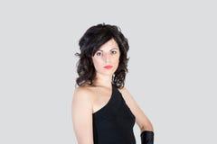 kvinnligblick Royaltyfri Foto