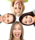 kvinnor Arkivbild