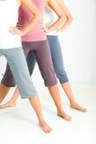 kvinnor för ben s Royaltyfria Bilder