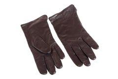 kvinnor för handskar s Royaltyfri Fotografi