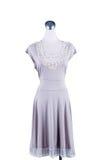 Kvinnors härliga klänning Royaltyfri Fotografi