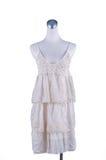 Kvinnors härliga klänning Arkivbilder