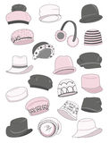 Kvinnors outerwear Royaltyfri Bild