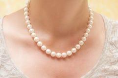 Kvinnors smycken Royaltyfri Fotografi