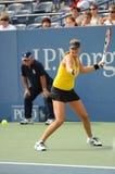 Kvitova Petra at US Open 2009 (2) Royalty Free Stock Photos