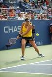 Kvitova Petra at US Open 2009 (6) Stock Photo