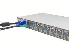 KVM Switch Stock Images