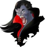 Kwaad vampierbeeld vector illustratie
