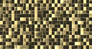 Kwadrat abstrakcjonistyczna tekstura Ilustracji