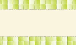 Kwadrat drzejący krawędzi tło Obrazy Stock