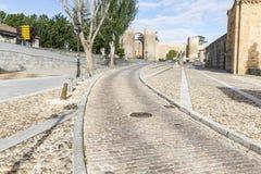 Kwadrat i miasto ściana à  Vila Fotografia Royalty Free
