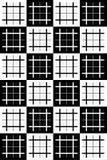 kwadrat tekstura Fotografia Stock