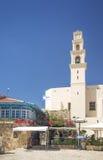 Kwadrat w Jaffa tel aviv Israel Obraz Stock